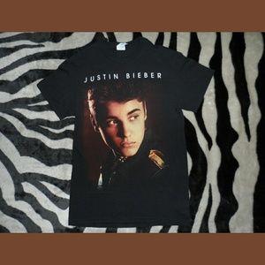 Justin Beiber Believe Tour Shirt 2012/2013